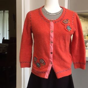 Free People size L cardigan